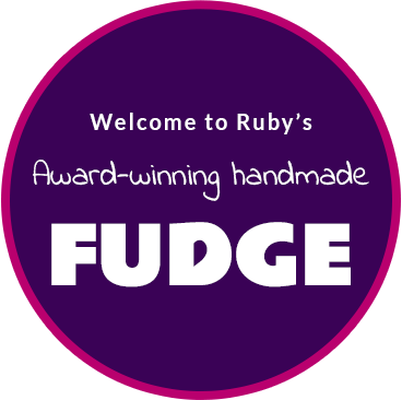 Welcome to Ruby's Fudge - award-winning handmade fudge