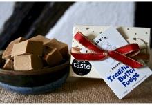 The Little Christmas Fudge Gift Box (125g)