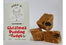 1kg Box of Christmas Pudding Fudge