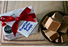 The Romantic Fudge Gift Box (125g)