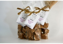 Blackcurrant Crumble Fudge Gift Bag
