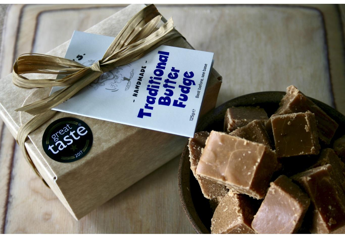 The Fudge Lover's Gift Box (125g)