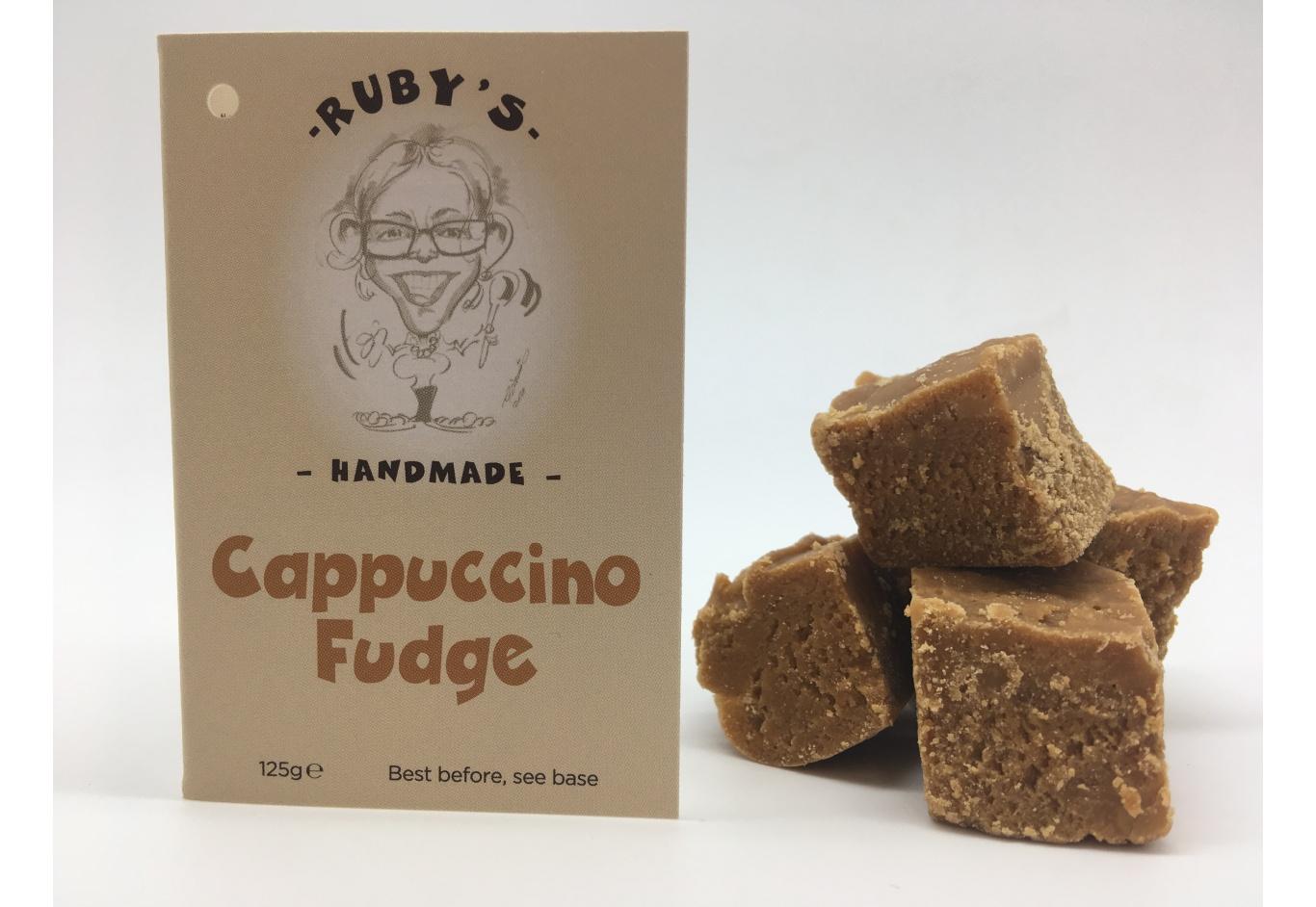 1Kg Box of Cappuccino Fudge