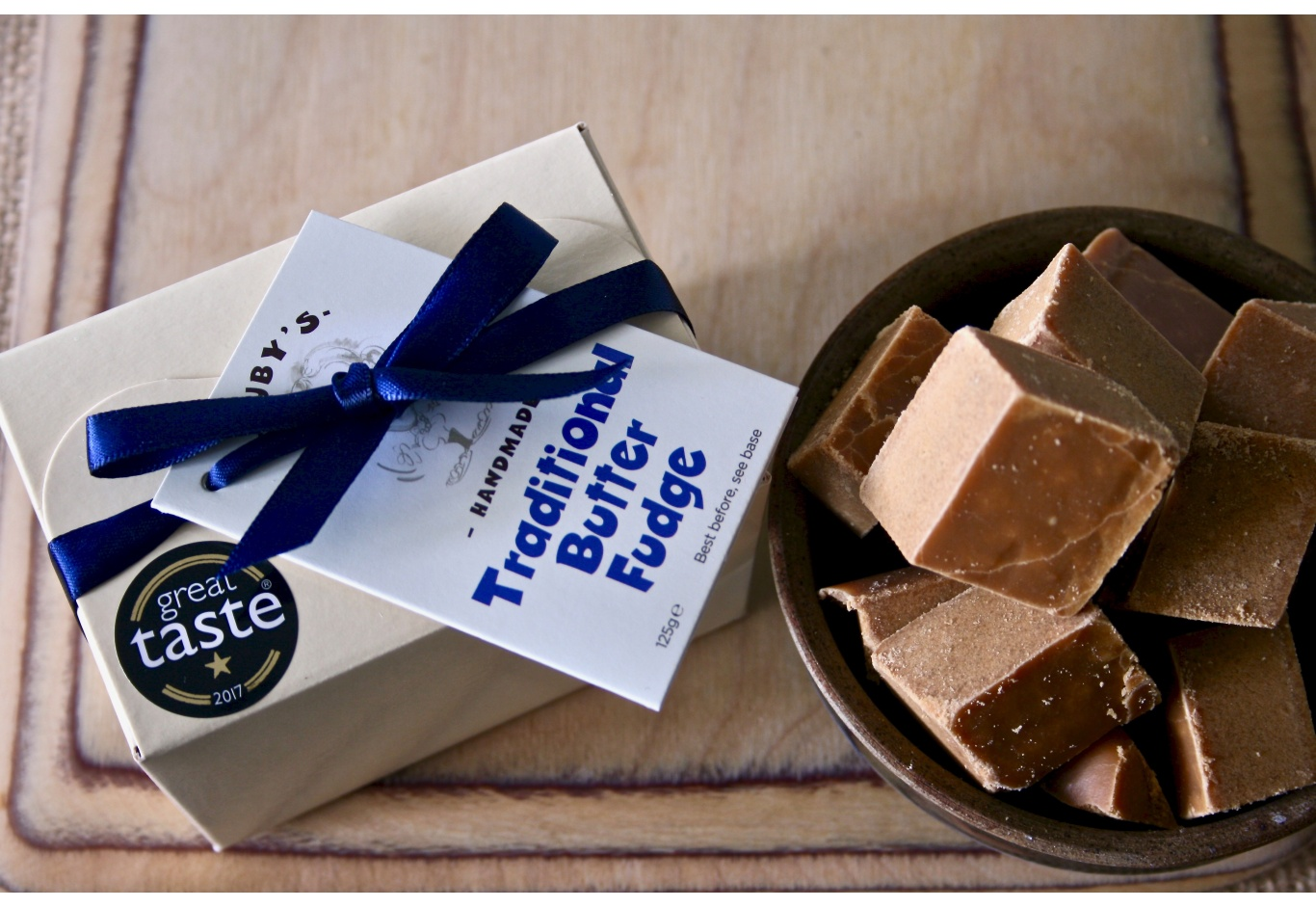 The Classic Fudge Gift Box (125g)
